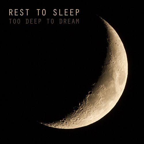 Rest to Sleep: Too Deep to Dream by Various Artists