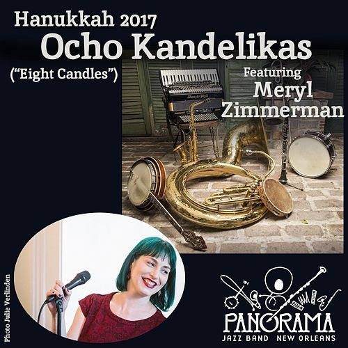 Ocho Kandelikas (feat. Meryl Zimmerman) by Panorama Jazz Band