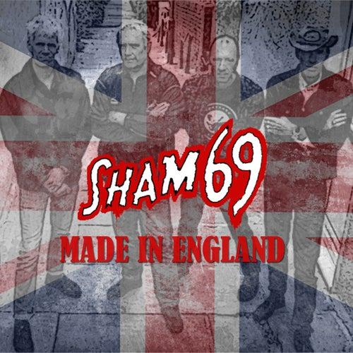 Made In England von Sham 69
