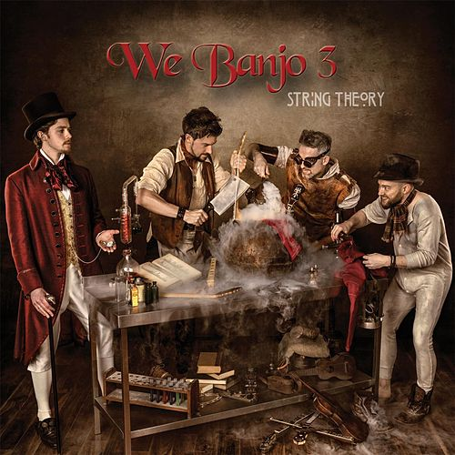 String Theory by We Banjo 3