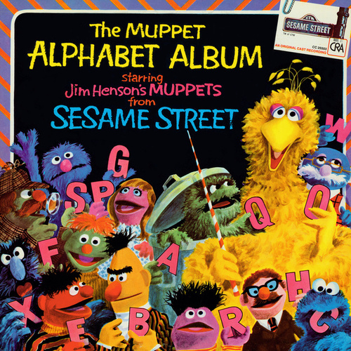 Sesame Street: The Muppet Alphabet Album, Vol. 2 by Sesame Street