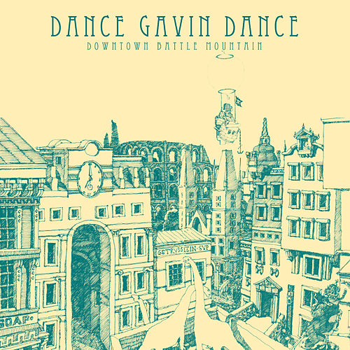 Downtown Battle Mountain (Instrumental) von Dance Gavin Dance