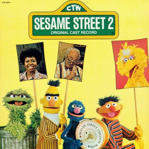 Sesame Street: Sesame Street 2 Original Cast Record, Vol. 2 by Sesame Street