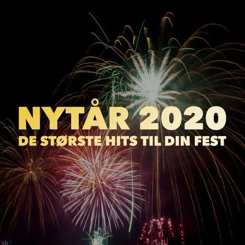 Nytår 2020 - Nytårsfesten - De Største Hits Til Din Fest by Various Artists