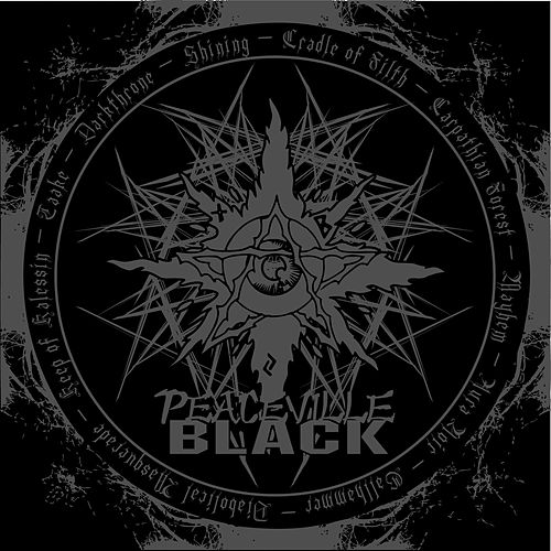 Peaceville Presents... Black Metal by Various Artists