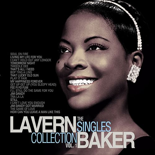 The LaVern Baker Singles Collection Vol. 1 de Lavern Baker