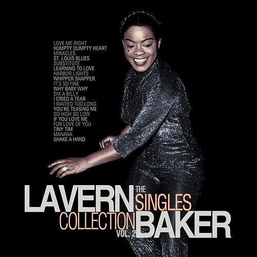 The LaVern Baker Singles Collection Vol. 2 by Lavern Baker