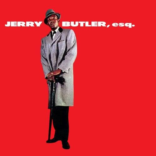 Jerry Butler, Esq. di Jerry Butler
