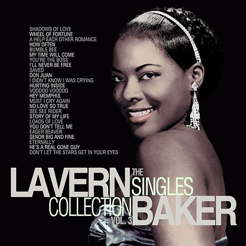 The LaVern Baker Singles Collection Vol. 3 by Lavern Baker
