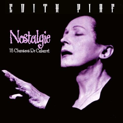 Nostalgie de Edith Piaf