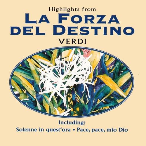 Highlights From La Forza Del Destino de Orchestra