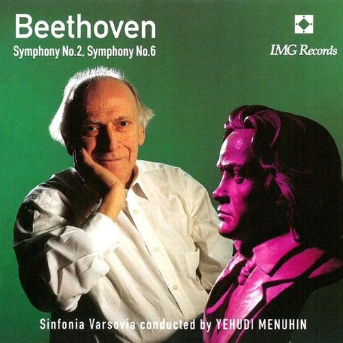 Beethoven: Symphonies Nos. 2 & 6 by Sinfonia Varsovia