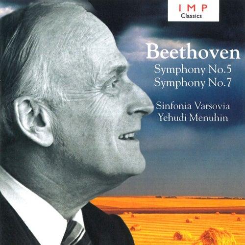 Beethoven: Symphonies Nos. 5 & 7 by Sinfonia Varsovia