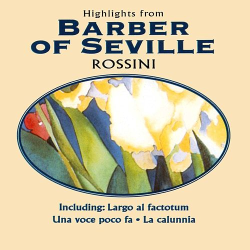 Rossini: Highlights From Barber Of Seville de Orchestra