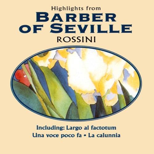 Rossini: Highlights From Barber Of Seville de Orchestra