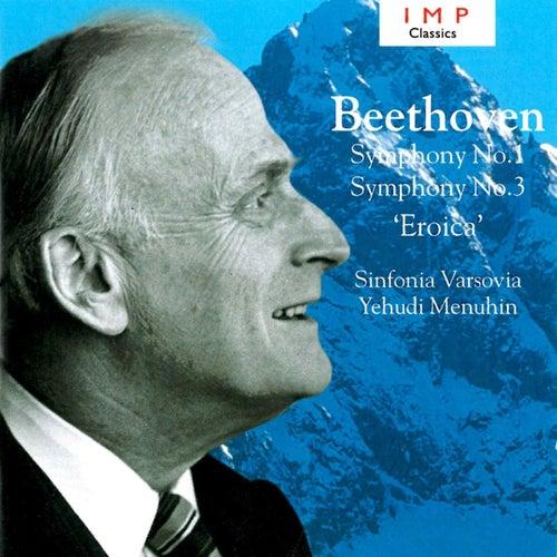 Beethoven: Symphonies Nos.1 & 3 by Sinfonia Varsovia