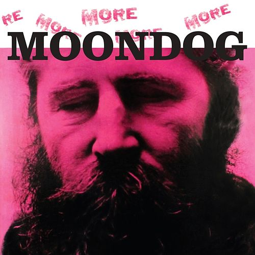 More Moondog by Moondog
