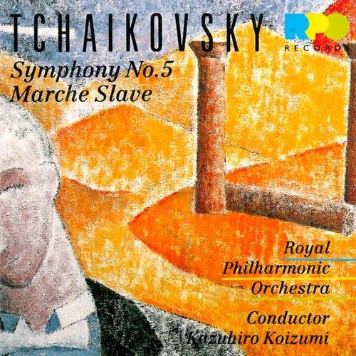 Tchaikovsky: Symphony No. 5 - Marche Slave de Royal Philharmonic Orchestra