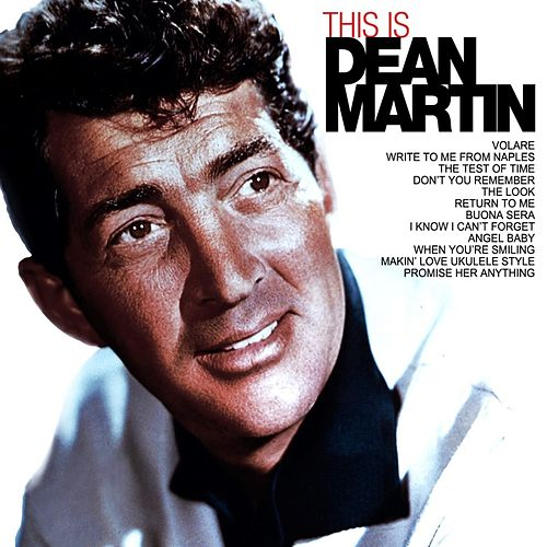 This Is Dean Martin van Dean Martin
