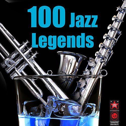 100 Jazz Legends von Various Artists