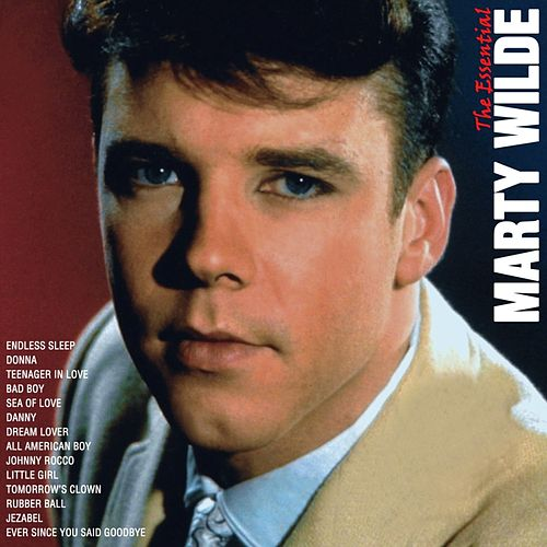 The Essential Marty Wilde by Marty Wilde