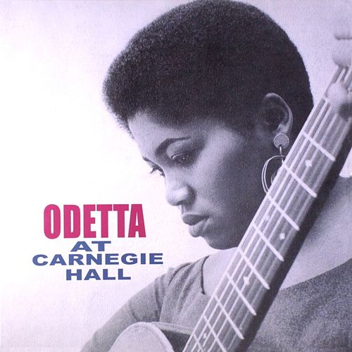 Odetta At Carnegie Hall de Odetta