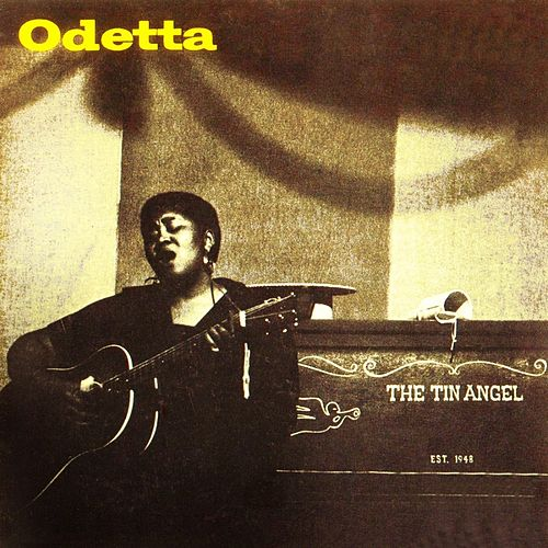 The Tin Angel de Odetta