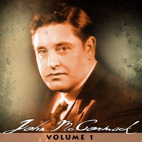 John McCormack, Vol. 1 by John McCormack