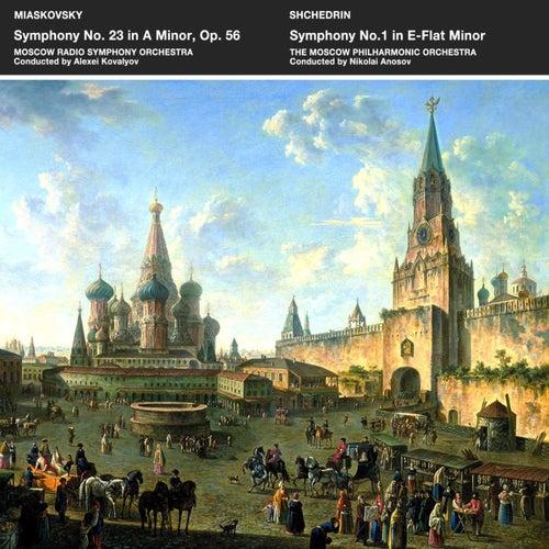 Miakovsky Symphony No 23 by Moscow Radio Symphony Orchestra