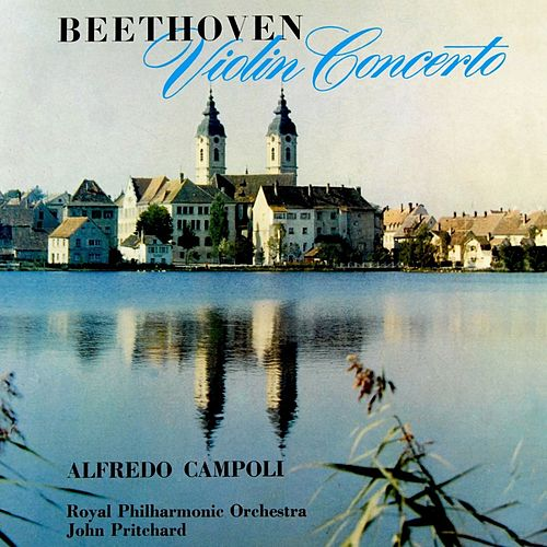 Beethoven Violin Concerto In D by Royal Philharmonic Orchestra