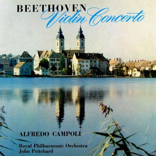 Beethoven Violin Concerto In D de Royal Philharmonic Orchestra