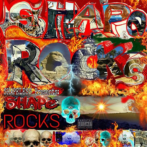 Shape Rocks de Shapeless