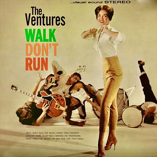 Walk Don't Run! (And More!) (Remastered) von The Ventures