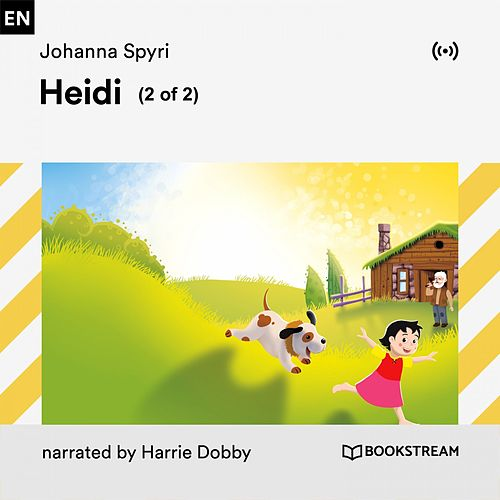 Heidi (2 of 2) von Bookstream Audiobooks
