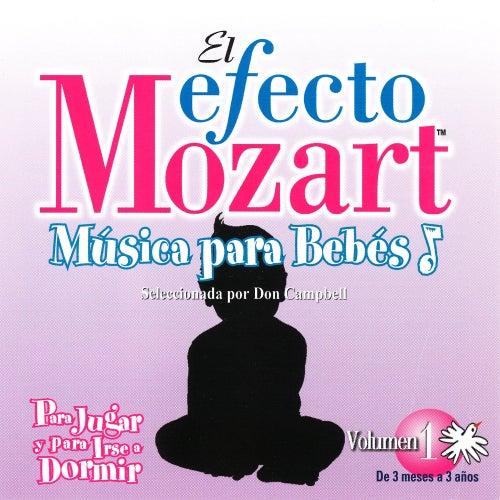Musica Para Bebes Vol. 1 – Para Jugar Y Para Irse A Dormir von Wolfgang Amadeus Mozart
