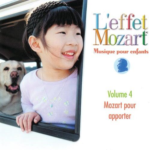 Musique Pour Enfants Vol. 4 –Mozart Pour Apporter von Wolfgang Amadeus Mozart