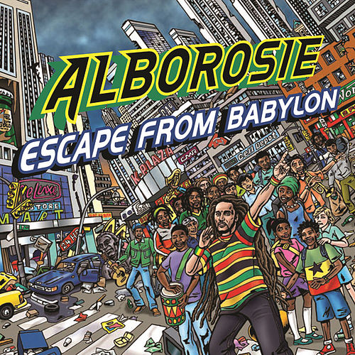 Escape From Babylon von Alborosie