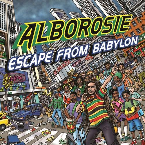 Escape From Babylon von Alborosie