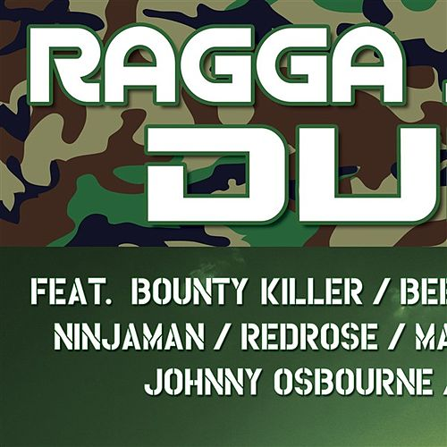 Ragga Jungle Dubs by Various Artists