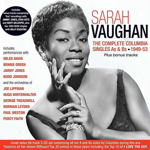 The Complete Columbia Singles As & Bs 1949-53 by Sarah Vaughan