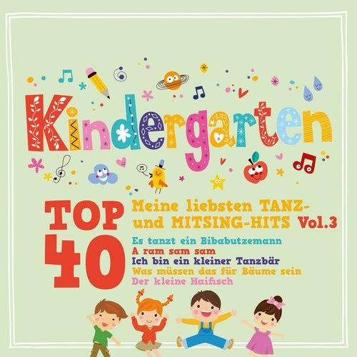 Kindergarten Top 40, Vol. 3 - Meine liebsten Tanz- Und Mitsing Hits von Various Artists