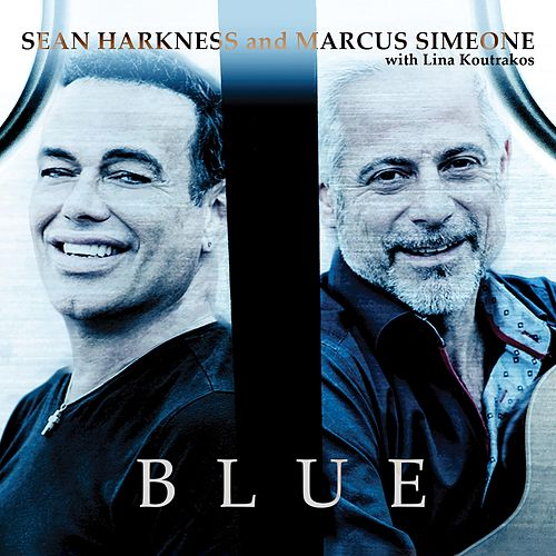 Blue by Sean Harkness