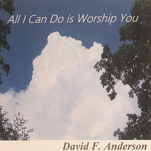 All I Can Do Is Worship You von David