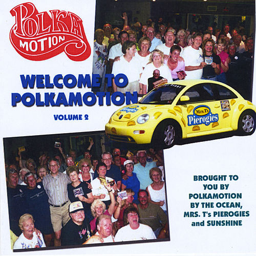 Welcome to Polkamotion, Vol. 2 de Various Artists