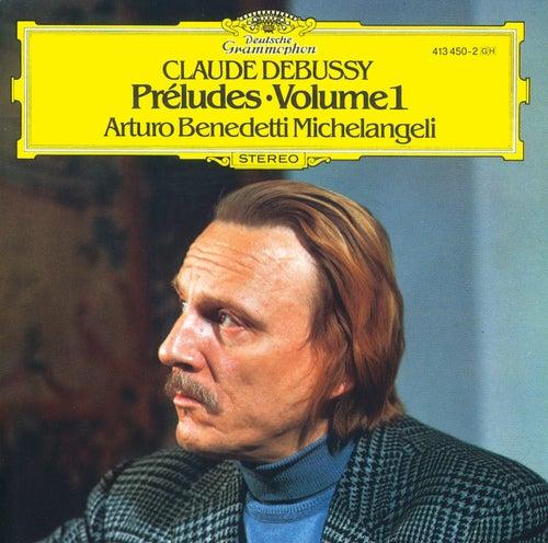 Debussy: Préludes I de Arturo Benedetti Michelangeli