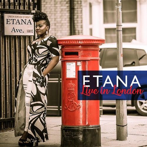 Live in London von Etana