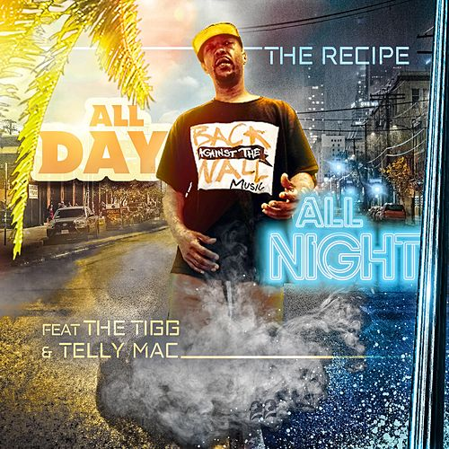 All Day All Night von The Recipe