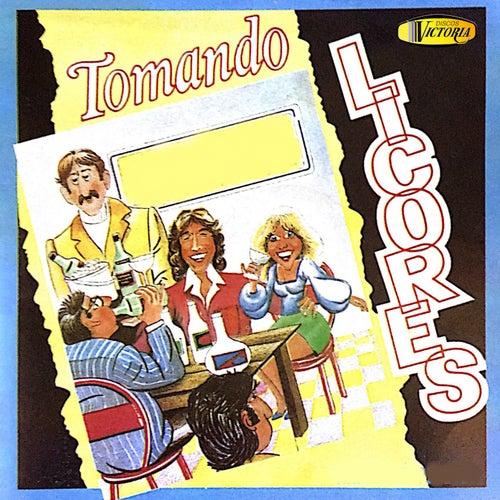 Tomando Licores by German Garcia