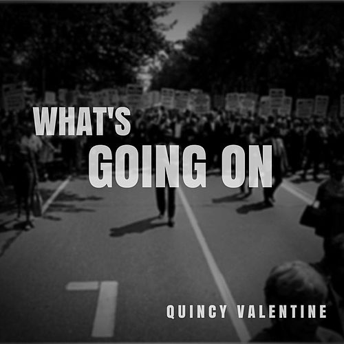 What's Going On by Quincy Valentine