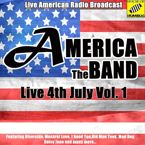 America Live 4th July Vol. 1 (Live) de America